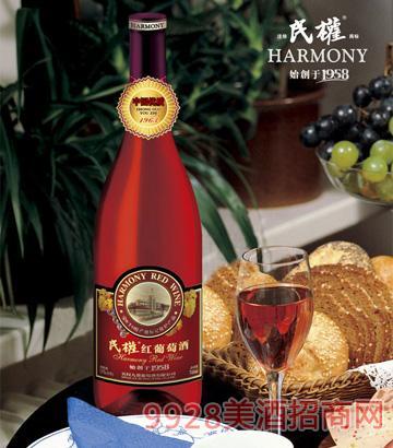 民权红葡萄酒