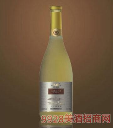 民权金奖贵人香干白葡萄酒