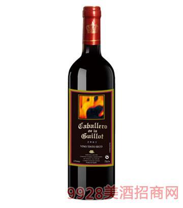 吉洛骑士红葡萄酒2007