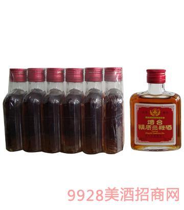 烟台精质三鞭酒小瓶