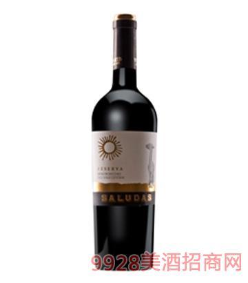 丝露珍藏干红葡萄酒
