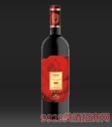 喜庆百年好合葡萄酒