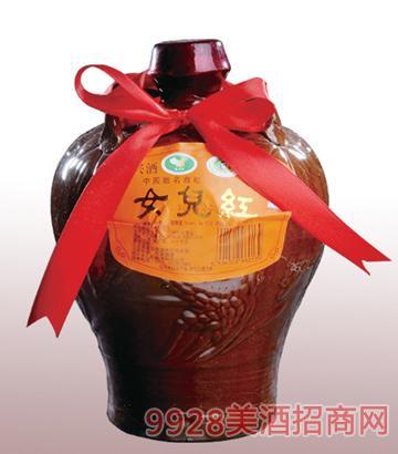 1500ml陶坛女儿红酒
