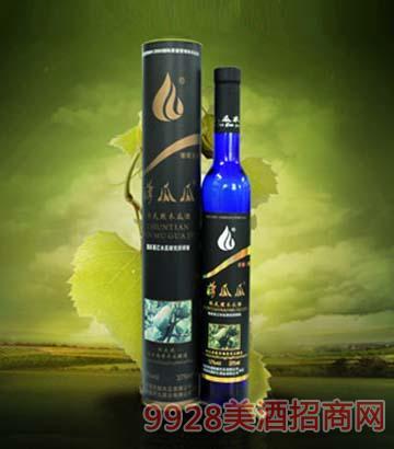 蒋瓜瓜木瓜酒-睿兰玉液