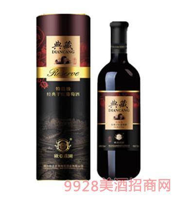 典藏�典干�t(�A桶)葡萄酒750ml