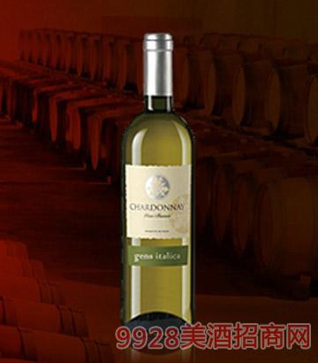 亞平寧干白葡萄酒