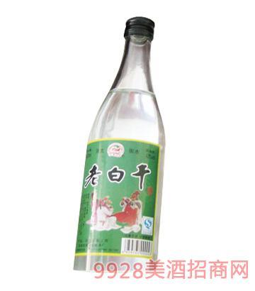 42°绿标白干500MLx12酒