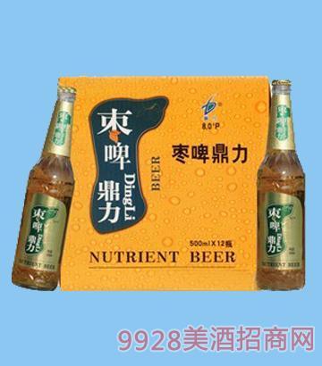 鼎力枣啤啤酒