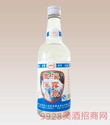 溪露泉老白干酒