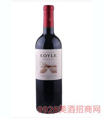 智利柯莱珍藏赤霞珠干红葡萄酒