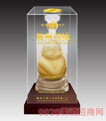 42°魏州梨仙酒1200ml