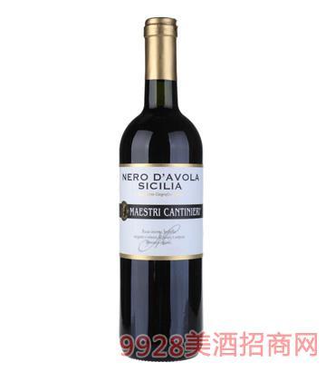 黑达沃拉干红葡萄酒