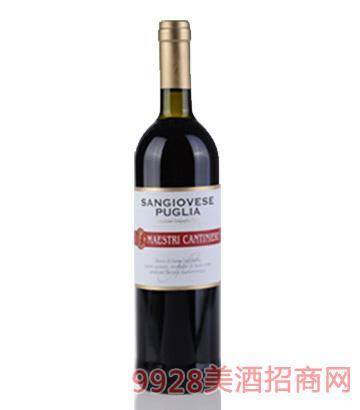 桑乔维塞红葡萄酒