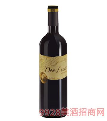 唐卢卡斯干红葡萄酒