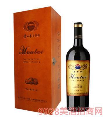 茅台卡佩王VIP典藏版葡萄酒750ml