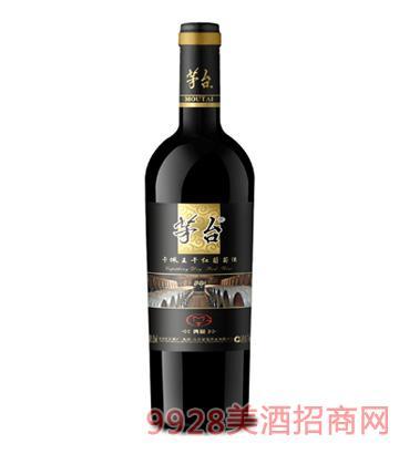 茅台卡佩王典藏葡萄酒750ml