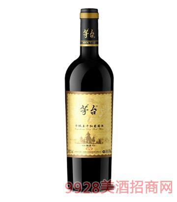 茅台卡佩王特选葡萄酒750ml