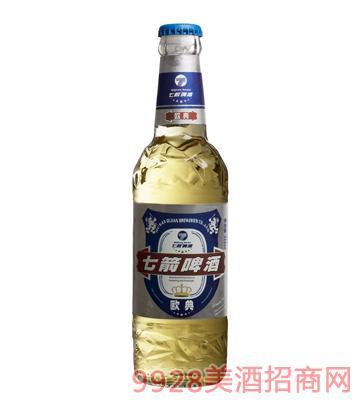 七箭欧典啤酒330ml