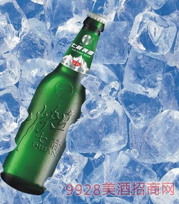 快乐七箭冰纯啤酒300ml