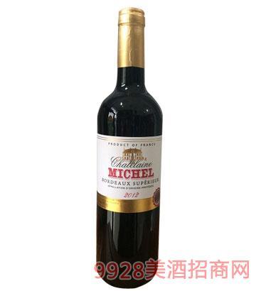 米歇尔庄园-波多尔葡萄酒