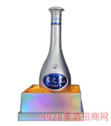 中国梦酒家之蓝酒柔和之家酒20年