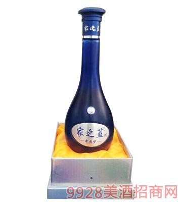 中国梦酒家之蓝柔和之家酒16年