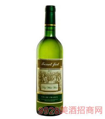 法拉福干白葡萄酒