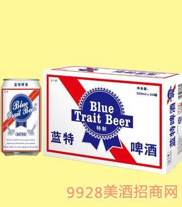 蓝特特制啤酒 320ml×24