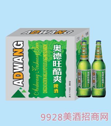 ADW009-酷爽啤酒