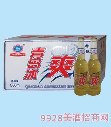 PVC标-冰爽啤酒