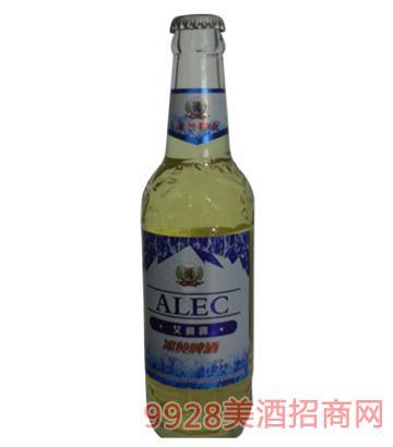 艾利克冰纯啤酒-瓶装