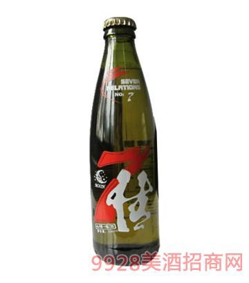 七情啤酒330ml