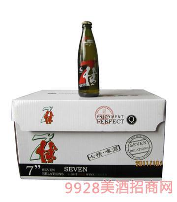 七情啤酒组合