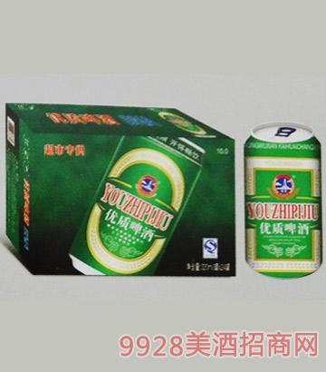 优质啤酒320mlx24罐