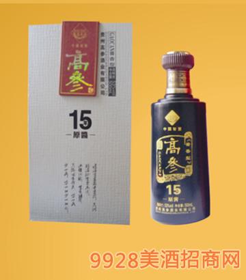 高参15年原浆酒