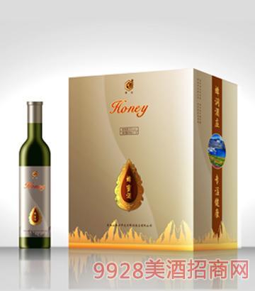 蜂润酒庄8度蜂蜜大枣酒