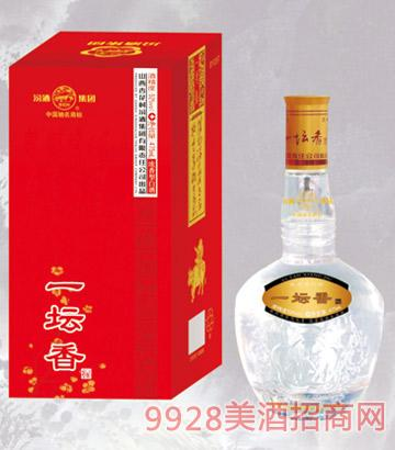52度红杏花一坛香475mlx6浓香型酒