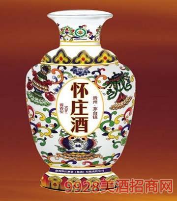 怀庄封坛酒30年 53度酱香型