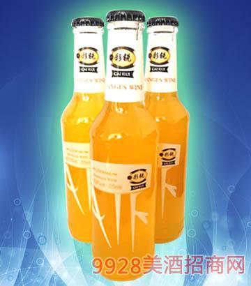 275ml彩锐鸡尾酒甜橙味