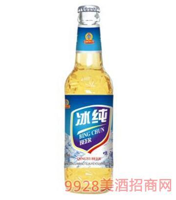 冰纯啤酒330ml