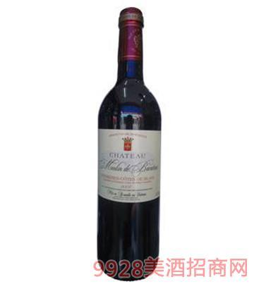 波尔多——磨坊庄城堡葡萄酒