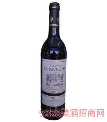 朗克多克旗帜城堡(干红)葡萄酒