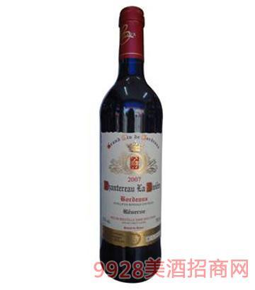 波尔多——查特拉葡萄酒
