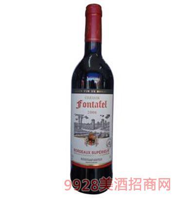 波尔多——公爵(干红)葡萄酒