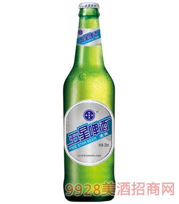 青岛啤酒清爽