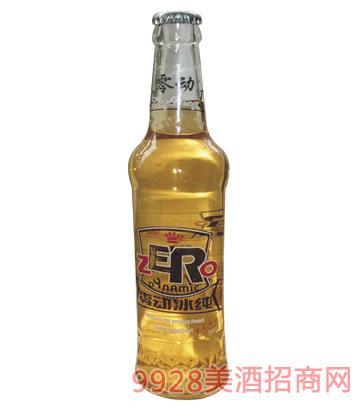零动冰纯啤酒