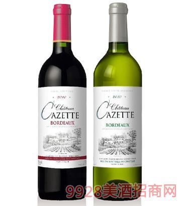 p26波尔多古堡系列葡萄酒