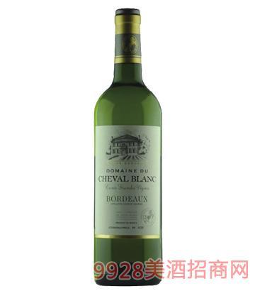 爱白马世家干白葡萄酒