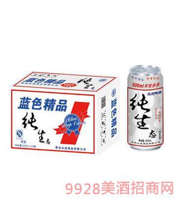 024�{色精品�生 500mlx24啤酒