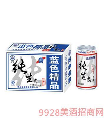 002�{色精品�生 320mlx24啤酒